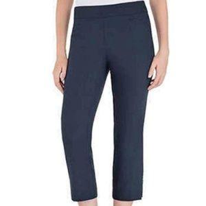 Hilary Radley Women's Slim Leg Pull On Pant